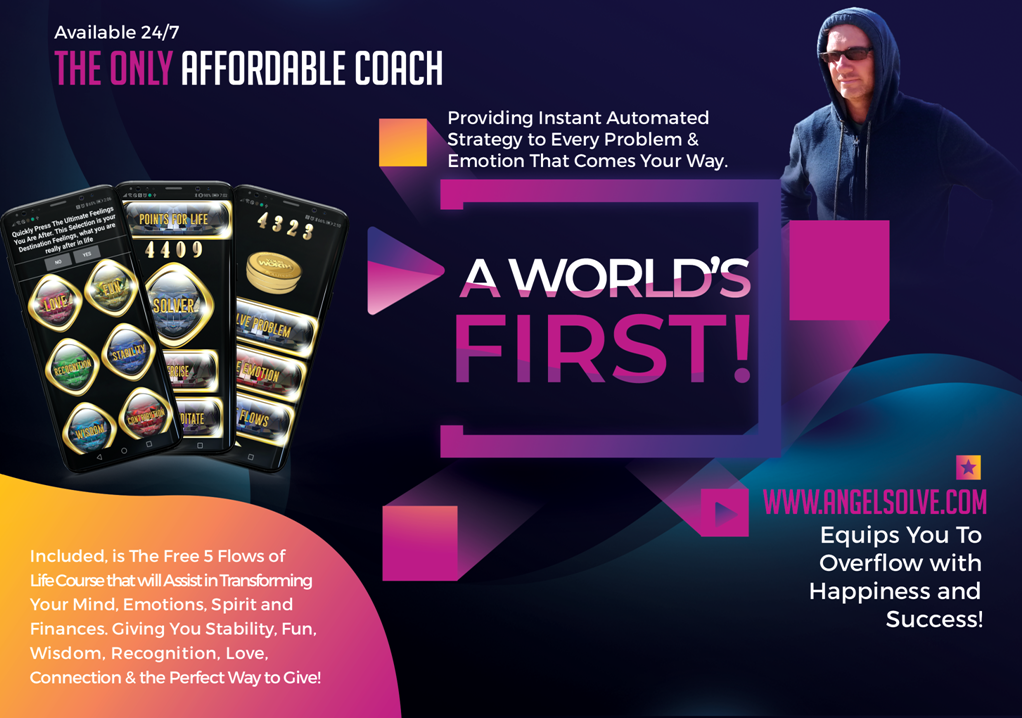 Angelsolve Auto Coach Bonus by Durban Life coach Richard Daguiar