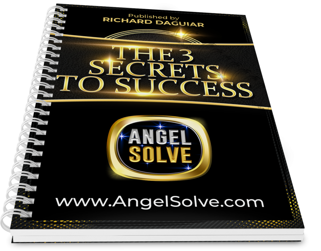 The Three secrets to Success published by durban lifecoach Richarddaguiar